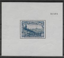 ESPAGNE - 1938 - BLOC YVERT N°10 ** MNH - COTE = 55 EUR - 1931-50 Neufs