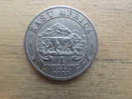 East Africa  1  Shilling  1952  Km 31 - Colonie Britannique