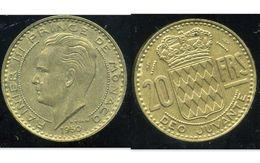 FRANCE  MONACO   20 Francs 1950 - Mónaco
