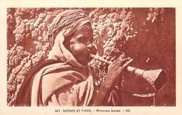 Afrique-Algérie- Scènes & Types  MUSICIEN ARABE (musique) (Editions ND 267  )  *PRIX FIXE - Scènes & Types