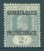 GILBERT ELLICE -  MH/* - 1911 - 2nd CHOICE - Yv 3 -  Lot 18262 - Îles Gilbert Et Ellice (...-1979)