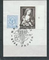 België  O.B.C.  1556   (O)   Plaatnummer  2    Proven - Used Stamps