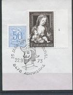 België  O.B.C.  1556   (O)   Plaatnummer  4   Adinkerke - Used Stamps