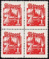 1944. Dänische Legion. Feldpost. Danish Volonteers In German Service. Beautiful Cente... (Michel I-III) - JF307529 - Unused Stamps