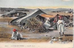 Afrique-Algérie- Scènes & Types  GOURBI ARABE (A)   (Editions LL 6032)  *PRIX FIXE - Scènes & Types