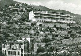"""Riviera Dei Fiori. Alassio. Colonia Marina """"Busto Arsizio"""" -  Lot. 2581 - Savona"""