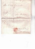 Lettera Da Lavis A Faedo 1793  H675 - ...-1850 Prefilatelia