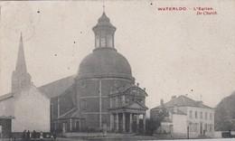 WATERLOO / L EGLISE   1921 - Waterloo