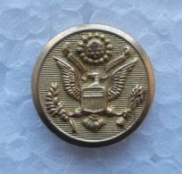 - Ancien Bouton Militaire. USA - - Boutons