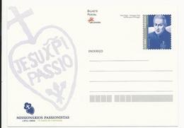 PORTOGALLO 2006 - Cartolina Postale - 75 Anos Missionários Passionistas  Nuova - Entiers Postaux
