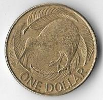 New Zealand 1991 $1 [C808/2D] - Nouvelle-Zélande