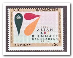 Bangladesh 2018, Postfris MNH, 17th Asian Art Biennale - Bangladesh