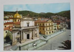 CATANZARO - Lamezia Terme - Nicastro - Cattedrale E Municipio - 1969 - Lamezia Terme