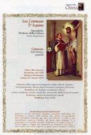 Storia E Biografia Di SAN TOMMASO D'AQUINO Protettore Degli Studenti (Art. Di 4 Pagine, Testi, Foto E Disegni) PERFETTO - Religione & Esoterismo
