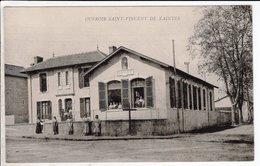 Cpa Carte Postale Ancienne  - Ouvroir Saint Vincent De Xaintes - Dax