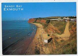 ENGLAND -  AK 339123 Exmouth - Sandy Bay - Angleterre