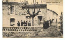 Bouchonnerie Mézinaise P. Florensan Et E. Bezoles Fils - Mézin - Autres Communes