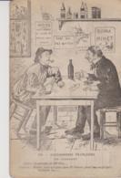 HUMOUR - GRIVOISERIE - PAYSANS - Jeu De Cartes Au Bistrot - Humour