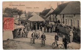 Chanteau : La Fête Du Village (Editeur Meunier, Saulieu) - France