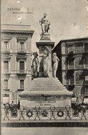CATANIA   MONUMENTO A BEILINI - Catania