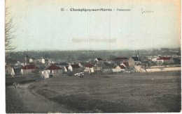 CHAMPIGNY SUR MARNE ... PANORAMA - Champigny Sur Marne