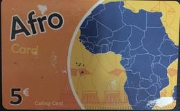 Paco \ GRECIA \ Remote Memory \ GR-PRE-AFR-0011A \ Afro Card \ Usata - Griekenland