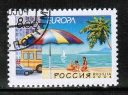 CEPT 2004 RU MI 1172 RUSSIA USED - Europa-CEPT
