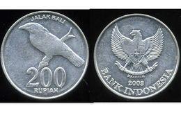 INDONESIE 200 Rupiah 2003 - Indonésie