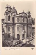 Postcard Salzburg Kollegienkirche Austria My Ref  B12595 - Austria