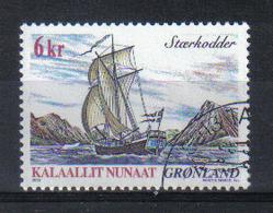 Greenland 2002 Ships Y.T. 362 (1) (0) - Groenland
