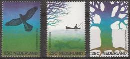 1974 Natuur En Milieu - 1043 -1045 Postfris/MNH - Periode 1949-1980 (Juliana)