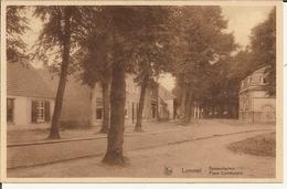 Lommel - Gemeenteplein  ( Rechts Gemeentehuis + Plein) - Lommel