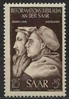 Sarre, N° 295** Y Et T - 1947-56 Occupation Alliée
