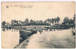 Lommel - Blauwe Kei - Vaartkom 19..  (Geanimeerd) - Lommel