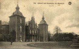 Kasteel Van Roosteren Bij Maeseyck - Bélgica