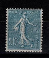 YV 161 Semeuse N* MH Cote 30 Euros - France