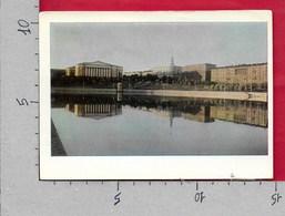 CARTOLINA VG RUSSIA BIELORUSSIA - MINSK Terrapieno Svisloch - 10 X 15 - ANN. 1971 - Bielorussia