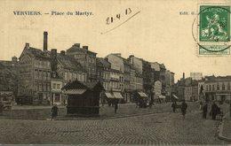 PLACE DU MARTYR VERVIERS - Verviers