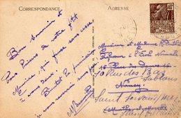 1931  CARTOLINA - Francia