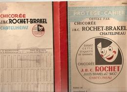 Chatelineau Chicorée ROCHET-BRAKEL (protège Cahier) - Belgium
