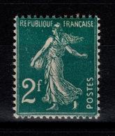 Semeuses YV 239 N* Cote 16 Euros - France