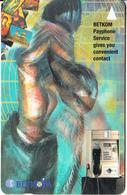 BULGARIA(GPT) - Betkom Cardphone, Advertising, CN : 51BULE, Tirage 50000, 10/97, Used - Telephones