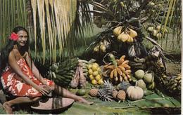 TAHITI  Les Délicieux Fruits - Tahiti