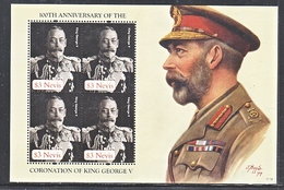 NEVIS 1664   **  KING  GEORGE  V - Royalties, Royals