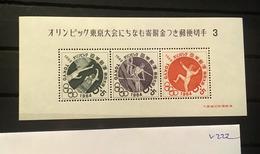 V222 Japan Collection High CV Block69 - Blokken & Velletjes