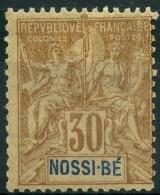 Nossi-bé (1894) N 35 * (charniere) - Nossi-Bé (1889-1901)