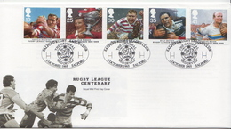 Great Britain Set On FDC - Rugby