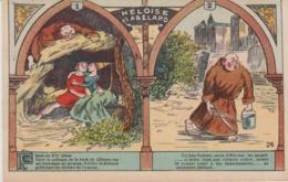 HUMOUR - GRIVOISERIE -HELOISE ET ABELARD - LE MOINE - Humour