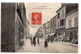 20 - EPERNAY, Rue Saint-Thibault (partie Nord) - Epernay