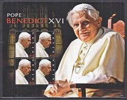 NEVIS 1648   **   POPE  BENEDICT  XVI - Popes